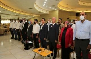 Başkan Akman, hedeflediği projeler hakkında bilgi...
