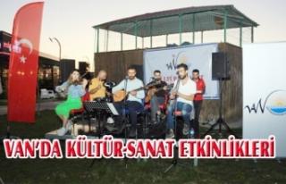 Büyükşehir'den, kültür-sanat etkinlikleri...