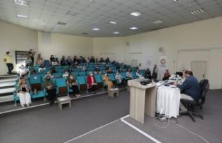 Büyükşehir'den kadınlara seminer…