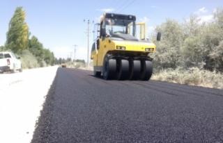 Erciş Belediyesi ocak taşı ile asfalt betonu alımı...