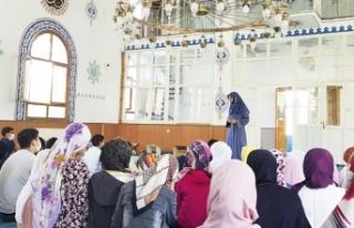 Tuşba'da Yaz Kur'an Kursları tamamlandı