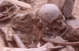 Urartuların ölü gömme geleneğine ışık tutacak...