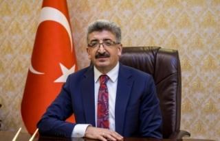 Vali Bilmez'den 30 Ağustos Zafer Bayramı mesajı