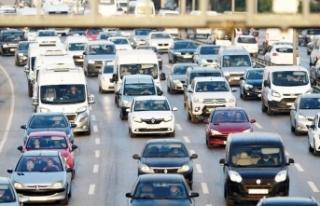 Van'da, trafiğe kayıtlı araç sayısı 77 bin...