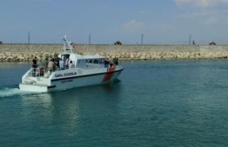Van Gölü, Sahil Güvenlik Komutanlığına emanet