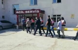 Van ve Hakkari'de terör operasyonu; 7 gözaltı