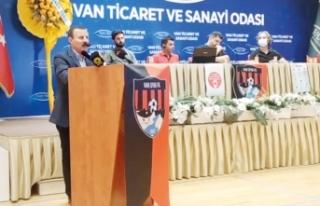 Vanspor'da geçici yönetim belli oldu