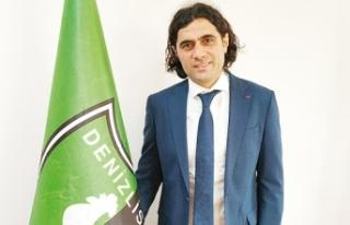 Vanspor'un önceki teknik direktörü Denizlispor'da…