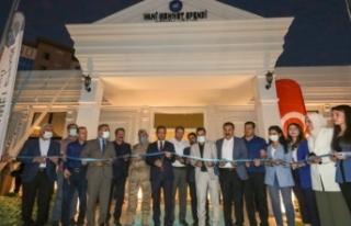 Vânî Mehmet Efendi Eğitim Köşkü açıldı
