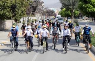 Büyükşehir bisiklet turu düzenleyecek