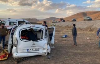 Çaldıran'da trafik kazası: 1 ölü, 3 yaralı