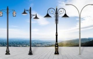 Erciş Belediyesi, aydınlatma direği satın alacak