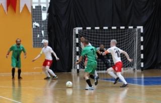 Görme Engelli Futsal 1. Lig 1. devre müsabakaları...