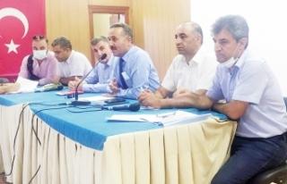 İpekyolu'nda Müdürler Kurulu Toplantısı...