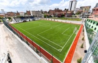 Saray Belediyesi, spor tesis yapacak