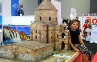 Türkiye'nin 3. büyük turizm fuarı açılış...