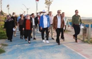 Tuşba Belediyesi'nden 'Avrupa Hareketlilik Haftası'...