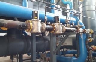 Tuşba'da doğalgaz dönüşüm işi yaptırılacak