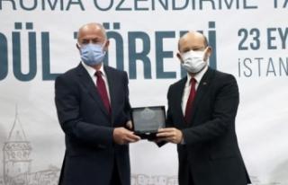 Tuşba'daki o proje ödül aldı