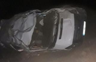 Van-Bahçesaray karayolunda trafik kazası: 1 ölü,...