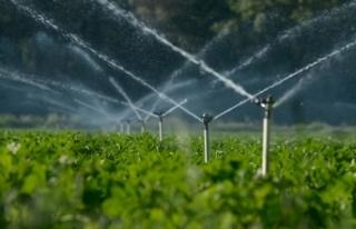 Van Büyükşehir, sulama tesisi yapacak