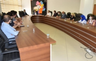 Van'da aşı değerlendirme toplantısı gerçekleştirildi