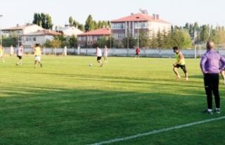 Vanspor, Adıyaman maçına odaklandı