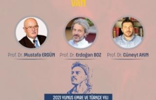 Van'da Yunus Emre Konferansı düzenlenecek
