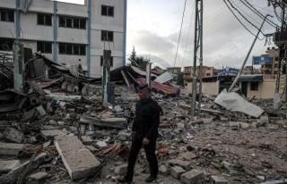 İsrail saldırılarında şehit sayısı artıyor...