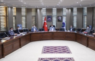 Emine Erdoğan, Van Gölü Sempozyumu için gelecek
