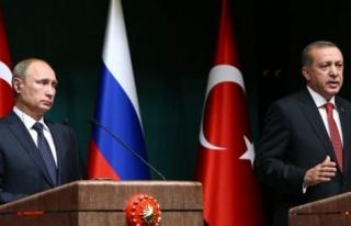 Cumhurbaşkanı Erdoğan ile Putin telefonda rejimin...
