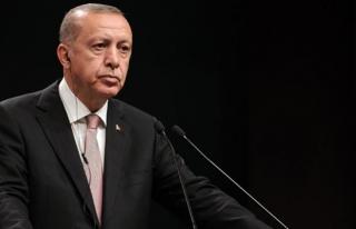Başkan Erdoğan açıkladı: 350 bin kişi iştirak...