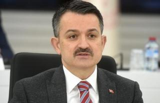 Pakdemirli: '564 projeye 261 milyon lira hibe sağlanacak'