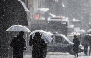 Meteoroloji'den bazı illere kuvvetli yağış uyarısı!