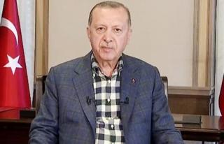 Erdoğan: 'Bizi mayınlı arazilere sokmayı amaçlayan...