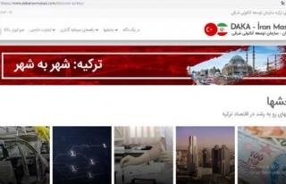 DAKA İran Masası'ndan Farsça web sitesi ve Bölge...
