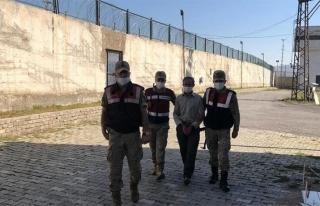 Cezaevi firarisi Jandarma tarafından yakalandı