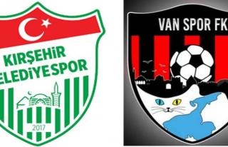 Vanspor, Kırşehir deplasmanından mağlup ayrıldı