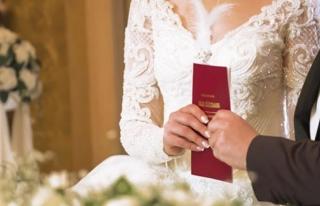 Van'da düğün ve nikahlar 1 saat içinde tamamlanacak