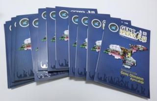'Genç İpekyolu' dergisinin ilk sayısı yayımlandı