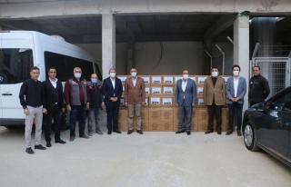 Van TSO'dan İzmir'deki depremzedelere kardeşlik...