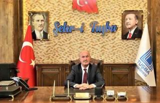 Başkan Akman, işçilerin bayramını kutladı