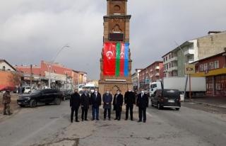 Çaldıran'da bir caddeye 'Azerbaycan',...