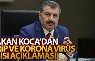 Bakan Koca: Aralık ayında en az 10 milyon aşı...