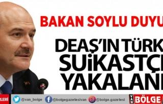 DEAŞ'ın Türkiye suikastçısı tutuklandı