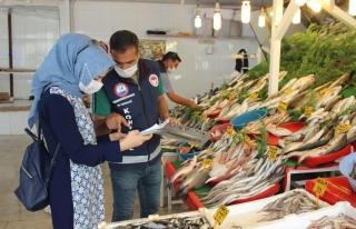 Sağlıksız balık satışlarının önüne geçiliyor