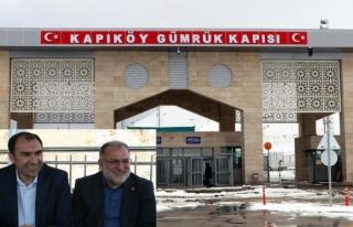 Berge: Kapıköy'ün açılmasıyla ilgili dosya hazırladık