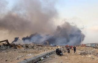 Beyrut'taki patlamada ölenlerin sayısı artıyor