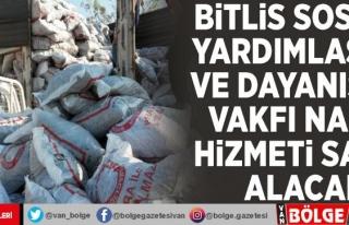Bitlis Sosyal Yardımlaşma ve Dayanışma Vakfı...