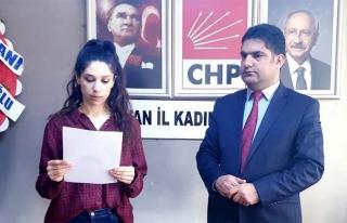 CHP Van Kadın Kolları'ndan eş zamanlı açıklama…